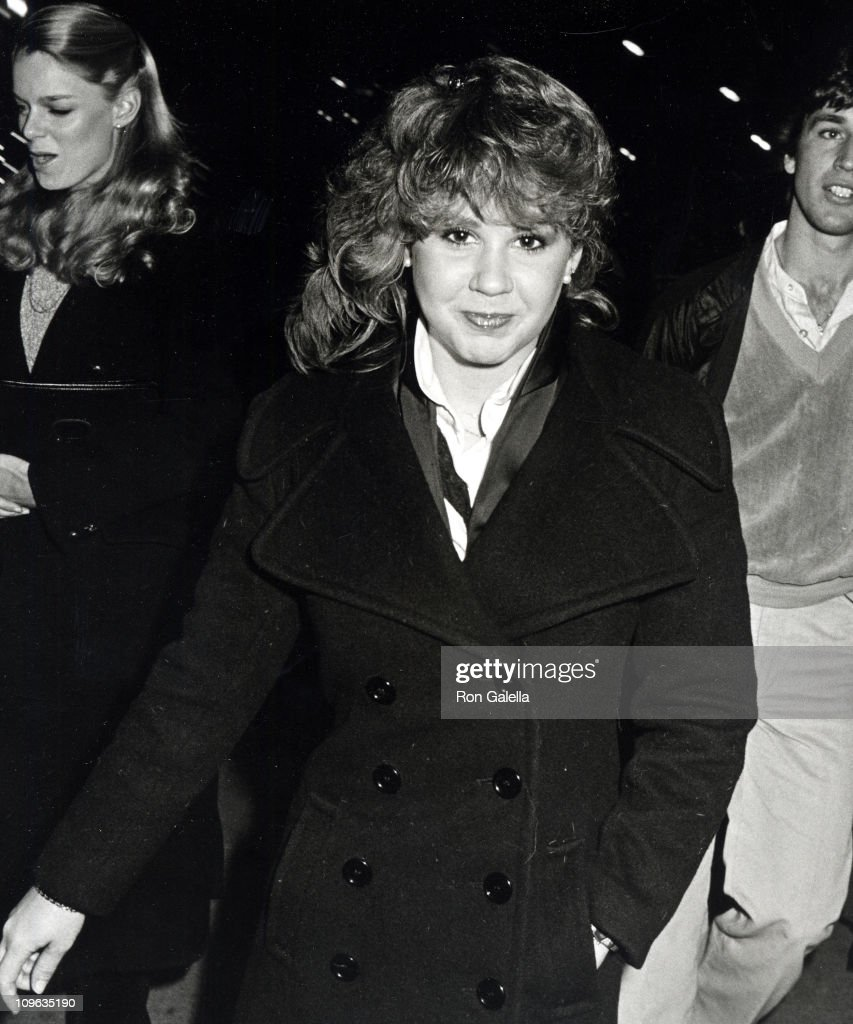Linda Blair during Linda Blair Sighting at The Regency Hotel in Beverly Hills December 22 1979 at The Regency Hotel in Beverly Hills California...