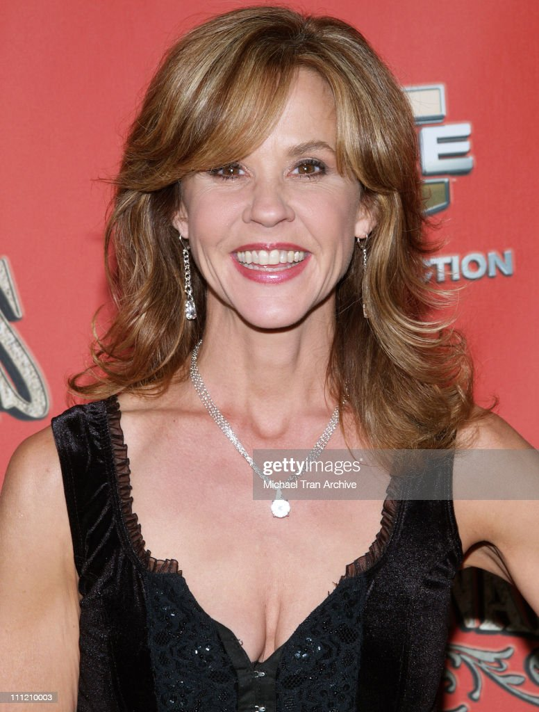 Linda Blair during Spike TV's 'Scream Awards 2006' Arrivals at Pantages Theater in Hollywood California United States