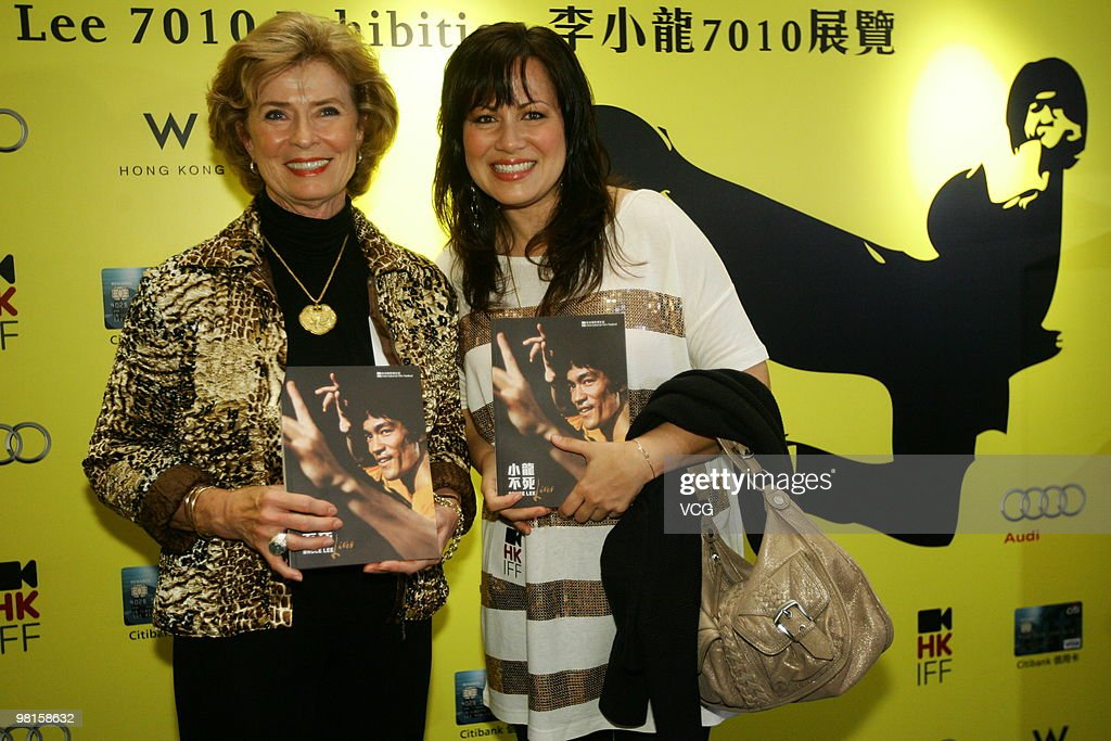 Shannon Lee Daughter Of Bruce Lee Pictures   Getty Images
