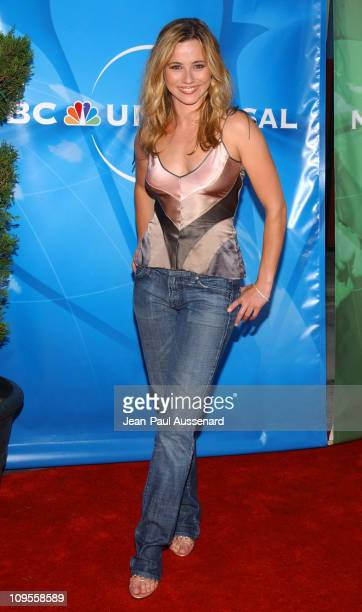 Linda Cardellini during 2004 NBC All Star Party Arrivals at Universal Studios in Universal City California United States