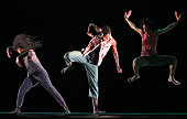 "Alvin Ailey's ""Shelter"" Dress Rehearsal"