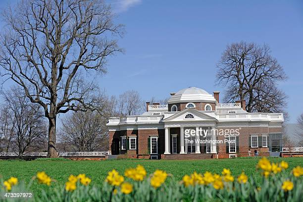 Linda Davidson / staff/ The Washington Post via Getty Images LOCATION Monticello Charlottesville VA CAPTION Monticello the residence of Thomas...