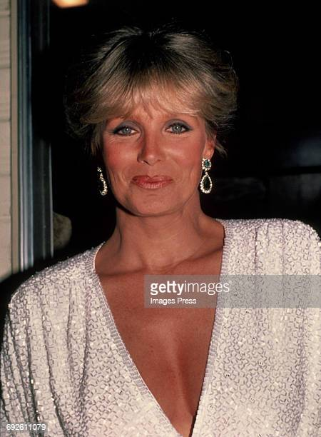 Linda Evans circa 1983 in New York City