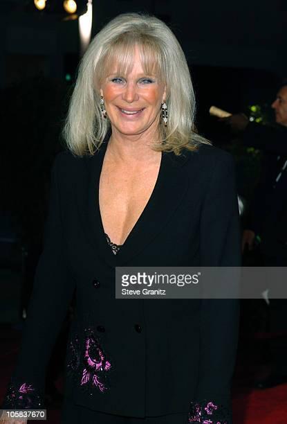 Linda Evans during The 30th Annual People's Choice Awards Arrivals at Pasadena Civic Auditorium in Pasadena California United States