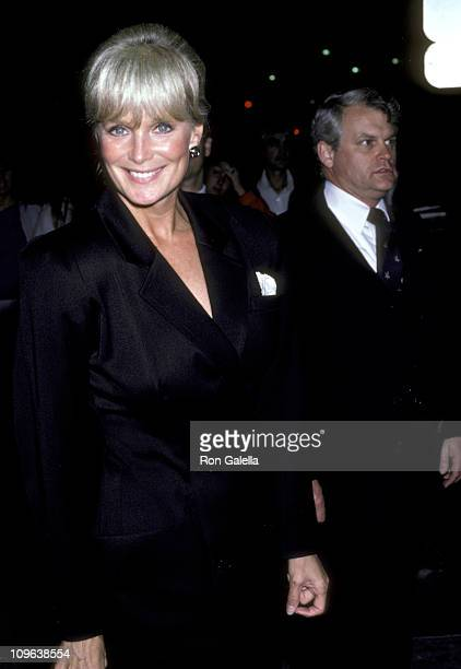 Linda Evans during 'Yes on 65' Benefit Party at Nipper's in Los Angeles California United States