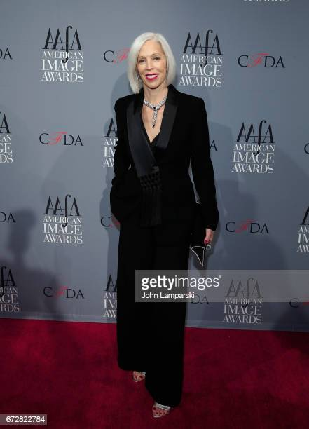 Linda Fargo attends the 39th annual AAFA American Image Awards at 583 Park Avenue on April 24 2017 in New York City