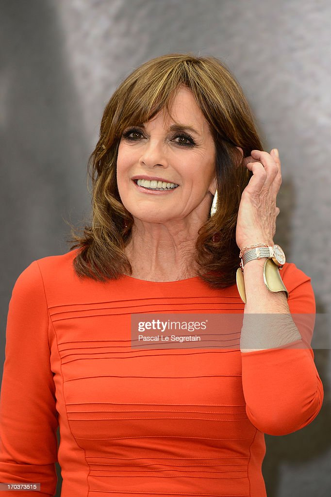 Linda Gray poses at a photocall during the 53rd Monte Carlo TV Festival on June 12, 2013 in Monte-Carlo, Monaco.