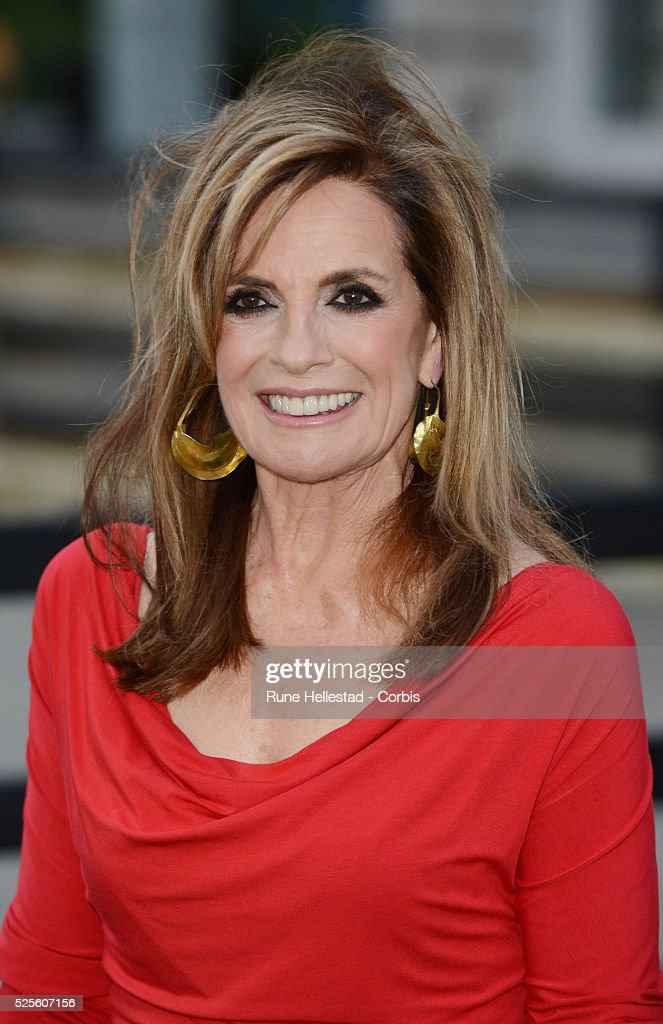 Linda Grey attends the launch party of Dallas at Old Billingsgate