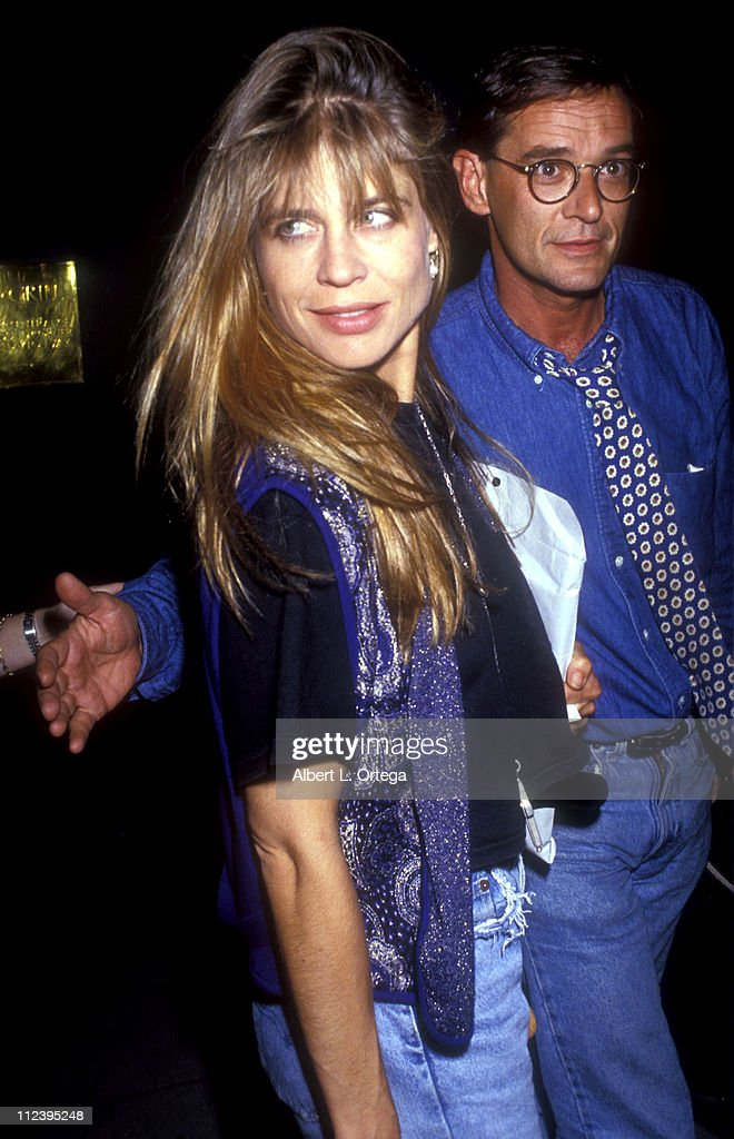 linda hamilton during linda hamilton at the play love letters at streets of beverly