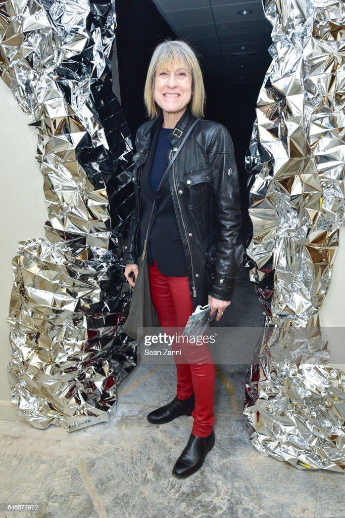 Linda Jablonski attends Spring Break Art Fair 2017 Vernissage at 4 Times Square on February 28, 2017 in New York City.