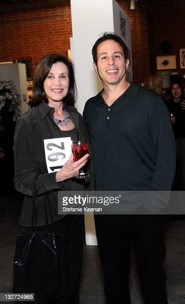 Linda Janger and Darren Janger...