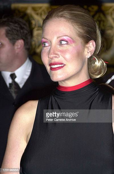 Linda Kozlowski attends the world premiere of the film 'Crocodile Dundee in Los Angeles' at the State Theatre on April 02 2001 in Sydney Australia