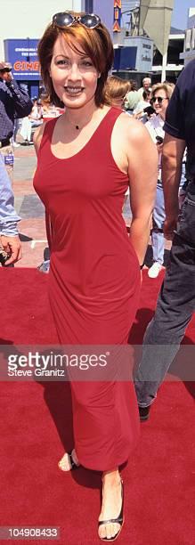 Linda Kozlowski during 'Flipper' Los Angeles Premiere at Cineplex Odgen in Universal City California United States