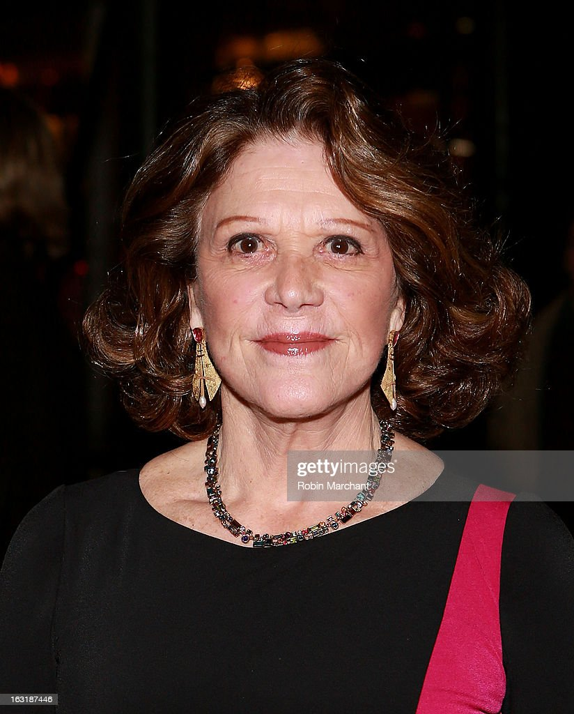 <a gi-track='captionPersonalityLinkClicked' href=/galleries/search?phrase=Linda+Lavin&family=editorial&specificpeople=645189 ng-click='$event.stopPropagation()'>Linda Lavin</a> attends 'Talley's Folly' Opening Night at Laura Pels Theatre at the Harold & Miriam Steinberg Center for on March 5, 2013 in New York City.