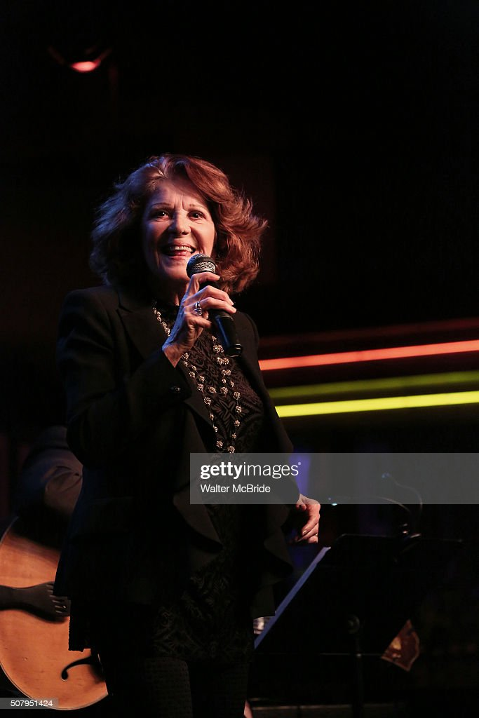 <a gi-track='captionPersonalityLinkClicked' href=/galleries/search?phrase=Linda+Lavin&family=editorial&specificpeople=645189 ng-click='$event.stopPropagation()'>Linda Lavin</a> performs 'My First Farewell Concert' at Birdland on February 1, 2016 in New York City.