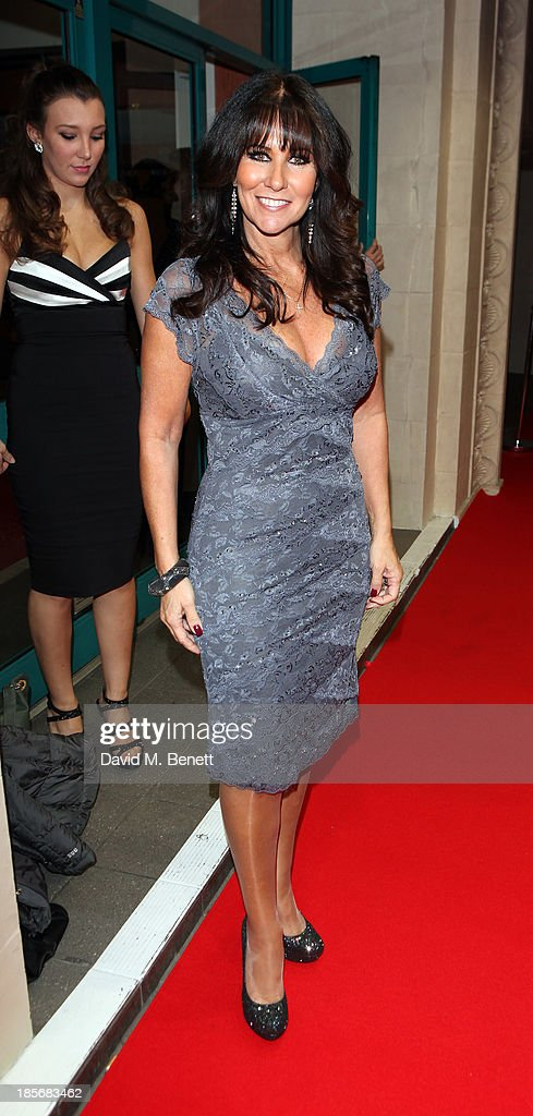 <a gi-track='captionPersonalityLinkClicked' href=/galleries/search?phrase=Linda+Lusardi&family=editorial&specificpeople=707980 ng-click='$event.stopPropagation()'>Linda Lusardi</a> attends the London Lifestyle Awards at the Troxy on October 23, 2013 in London, England.