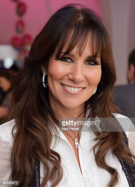 Linda Lusardi attends the VIP Launch of 'Disney On Ice Presents Princess Wishes' on October 28 2009 in London England