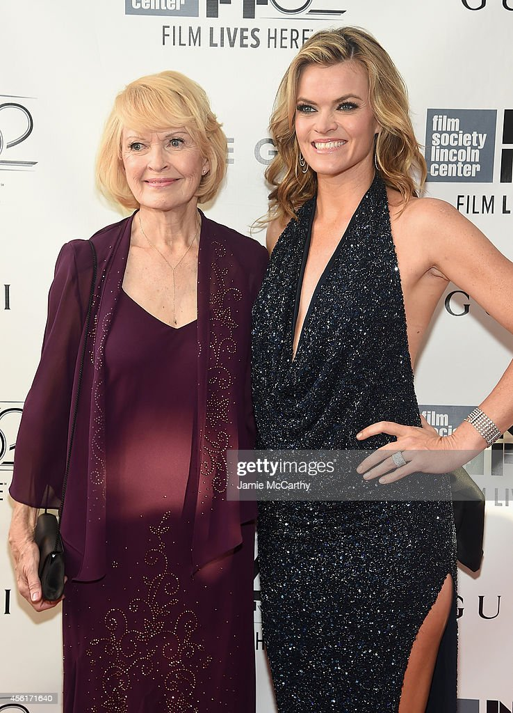 Linda Neuman and actress Missi Pyle attend the Opening Night Gala Presentation and World Premiere of 'Gone Girl' during the 52nd New York Film...