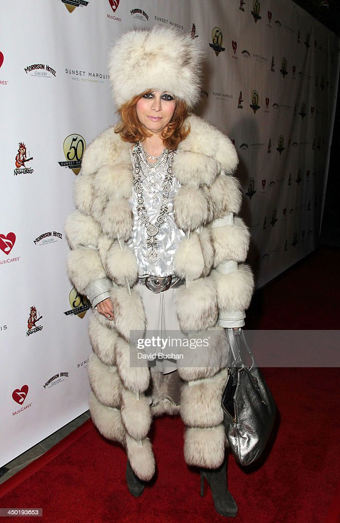 <a gi-track='captionPersonalityLinkClicked' href=/galleries/search?phrase=Linda+Ramone&family=editorial&specificpeople=5476133 ng-click='$event.stopPropagation()'>Linda Ramone</a> attends the Sunset Marquis Hotel 50th Anniversary Birthday Bash at Sunset Marquis Hotel & Villas on November 16, 2013 in West Hollywood, California.