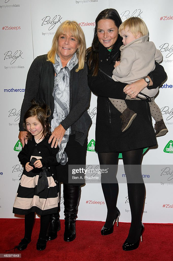 <a gi-track='captionPersonalityLinkClicked' href=/galleries/search?phrase=Linda+Robson&family=editorial&specificpeople=159565 ng-click='$event.stopPropagation()'>Linda Robson</a> attends the Mothercare VIP Christmas party at the newly refurbished Oxford Street Store at Mothercare Oxford Street on November 28, 2013 in London, England.