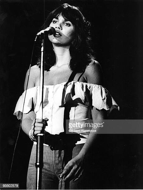 Linda Ronstadt performs live in Amsterdam Netherlands in 1976