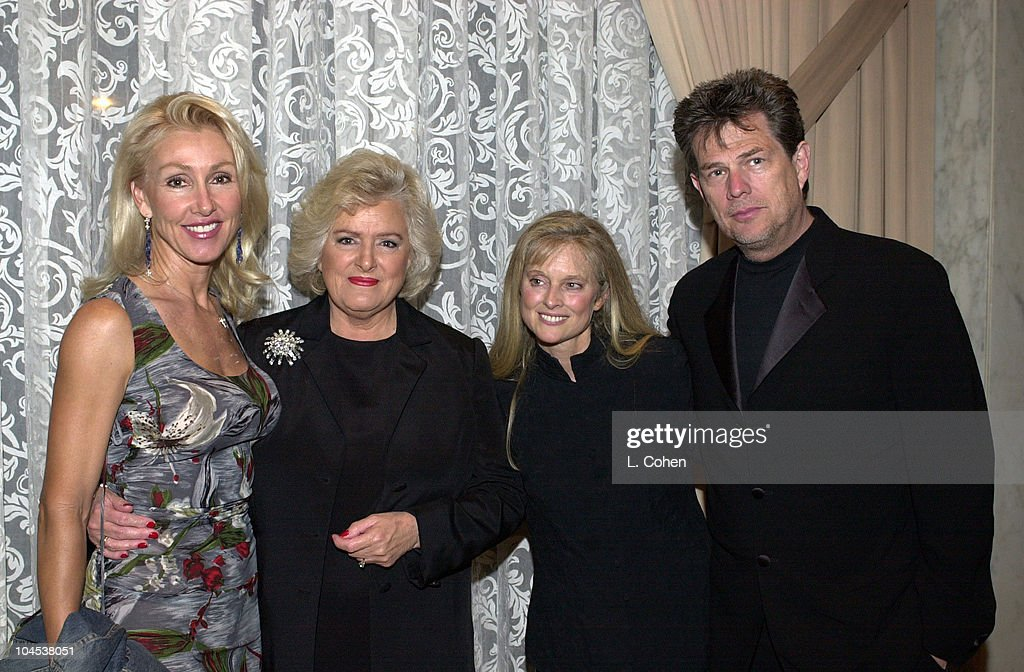 Linda Thompson Foster, Frances W. Preston, Barbara Cane, David Foster