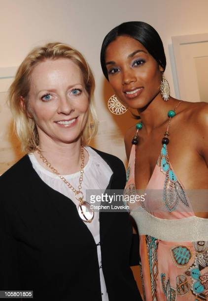 Linda Wells Allure Magazine EditorinChief and Selena