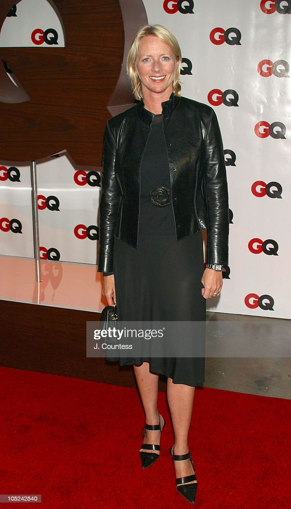 Linda Wells during GQ Celebrates September Debut Issue Under New Editor and Chief Jim Nelson at Hudson Studios in New York, New York, United States.