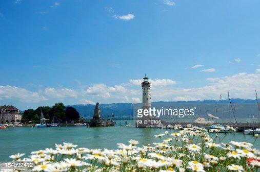 'Lindau, Lake Constance'