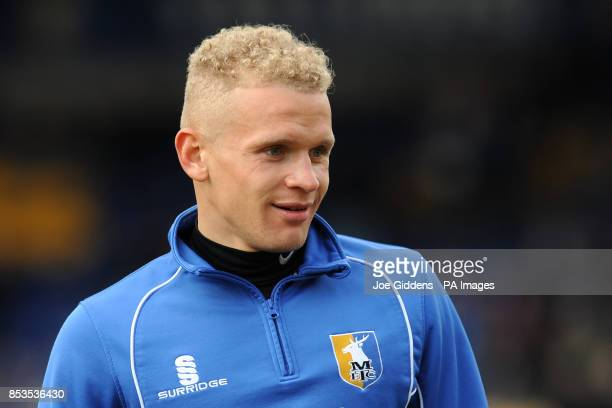 Lindon Meikle Mansfield Town