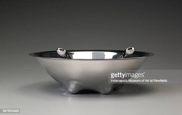 Linds 98 salad bowl by Finnish designer Stefan Lindfors 1998 Gift of Form Function Indianapolis