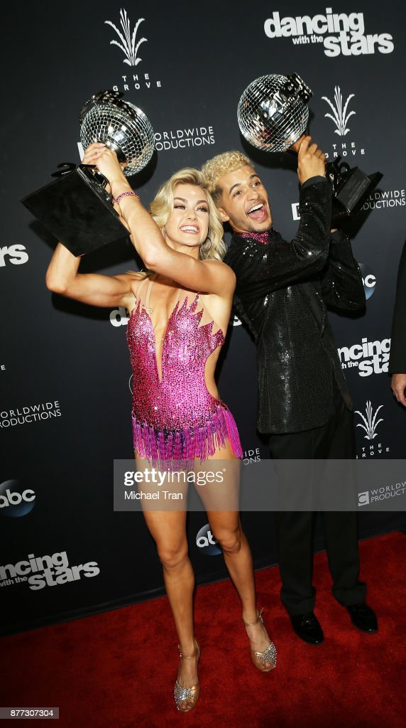 """Dancing With The Stars"" Season 25 Finale - Arrivals"