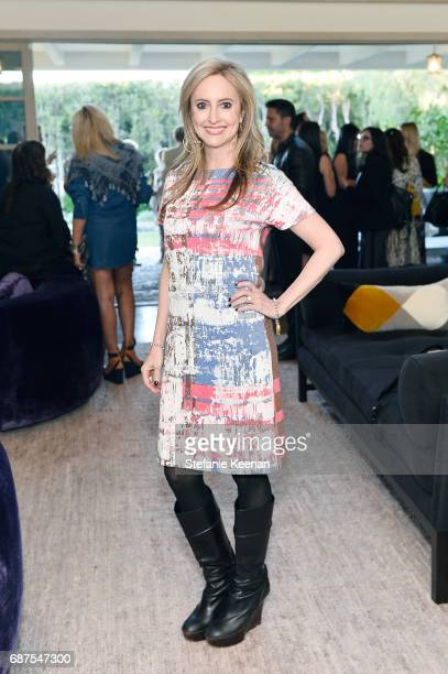 Lindsay Berger Sacks attends Women's Cancer Research Fund Taschen Celebrate 'David Hockney A Bigger Book' Collaboration on May 23 2017 in Beverly...