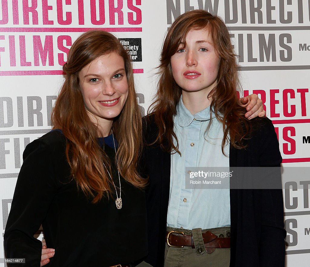 Lindsay Burdge (L) and Kate Lyn Sheil attend the New Directors/New Films 2013 Opening Night screening of 'Blue Caprice' at the Museum of Modern Art on March 20, 2013 in New York City.
