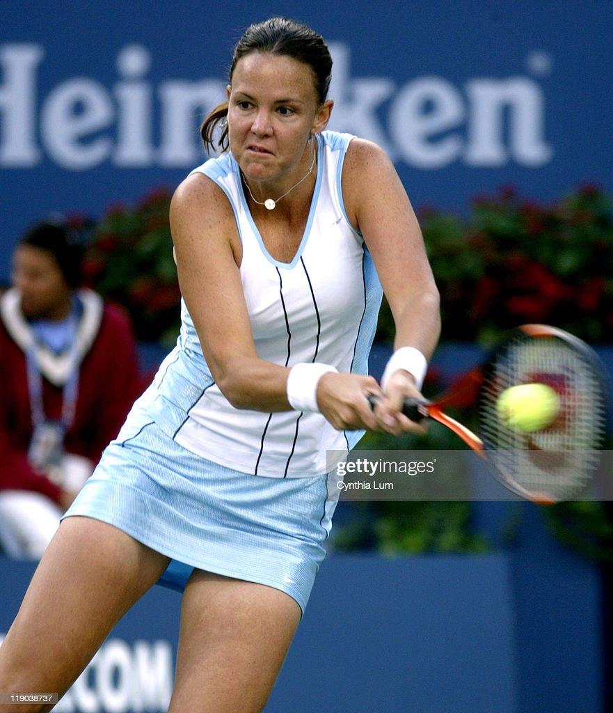 2004 US Open - Women's Singles - Fourth Round - Venus Williams vs Lindsay