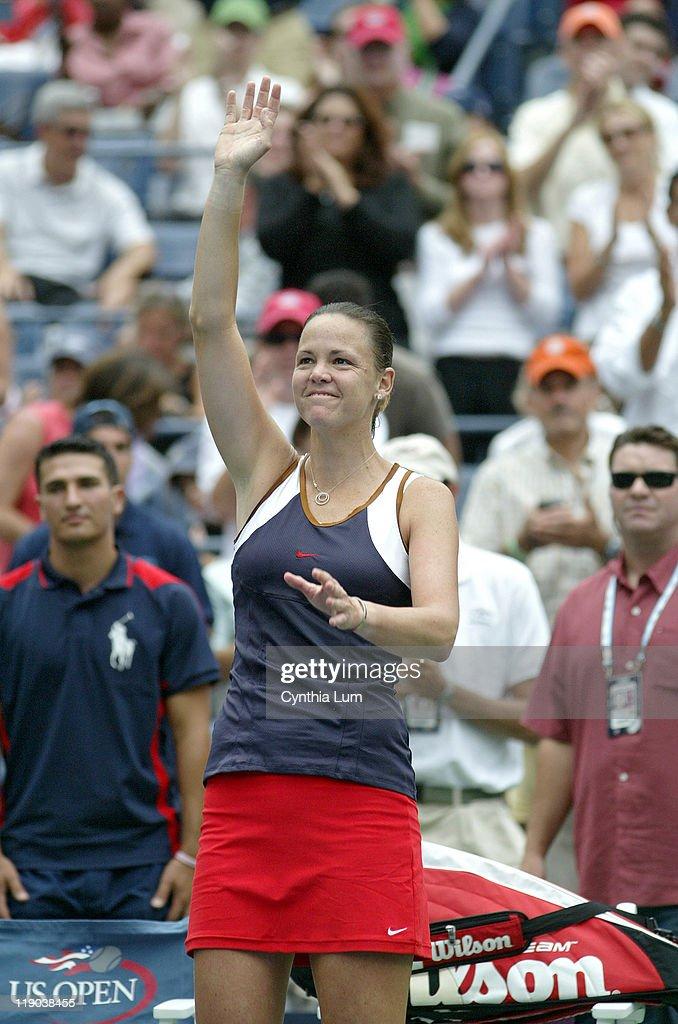 2006 US Open - Women's Singles - Quarterfinals - Justine Henin-Hardenne vs