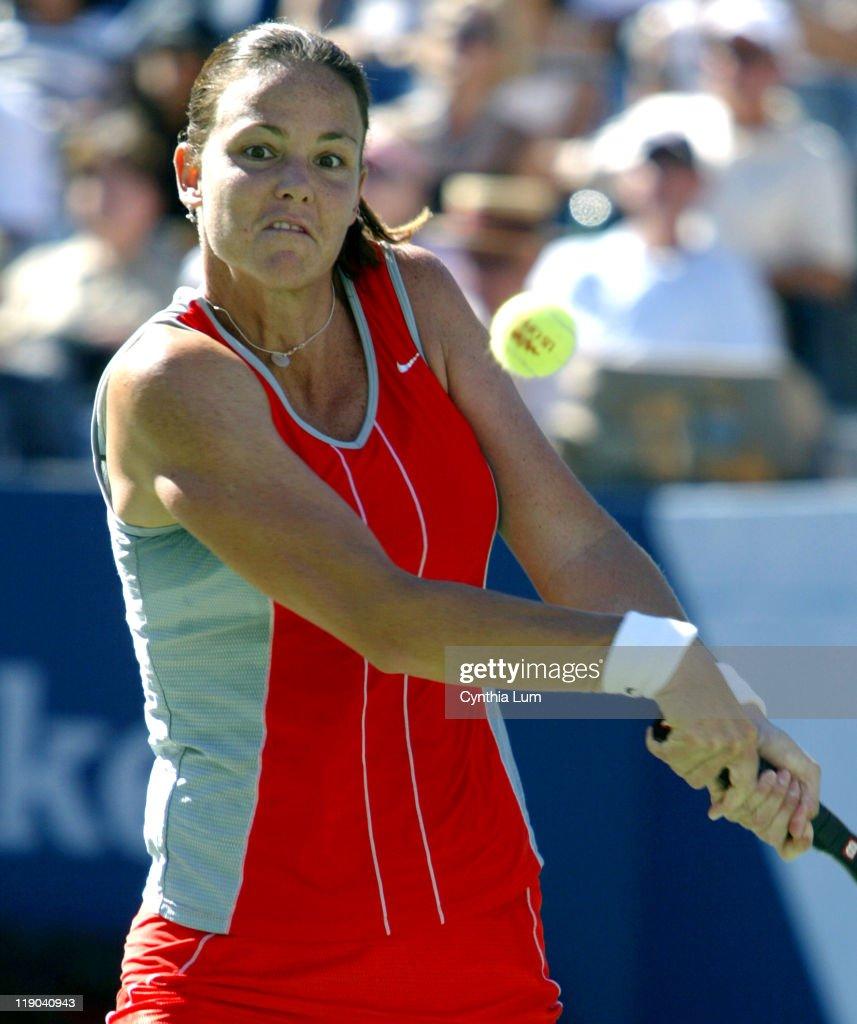 2004 US Open - Women's Singles - Semi Finals - Lindsay Davenport vs Svetlana