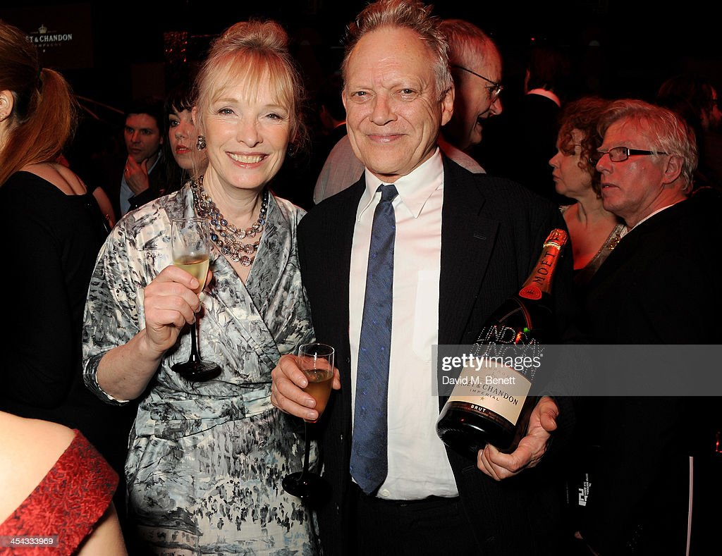 <a gi-track='captionPersonalityLinkClicked' href=/galleries/search?phrase=Lindsay+Duncan&family=editorial&specificpeople=629187 ng-click='$event.stopPropagation()'>Lindsay Duncan</a> (L) and Hilton McRae attend an after party following the Moet British Independent Film Awards 2013 at Old Billingsgate Market on December 8, 2013 in London, England.