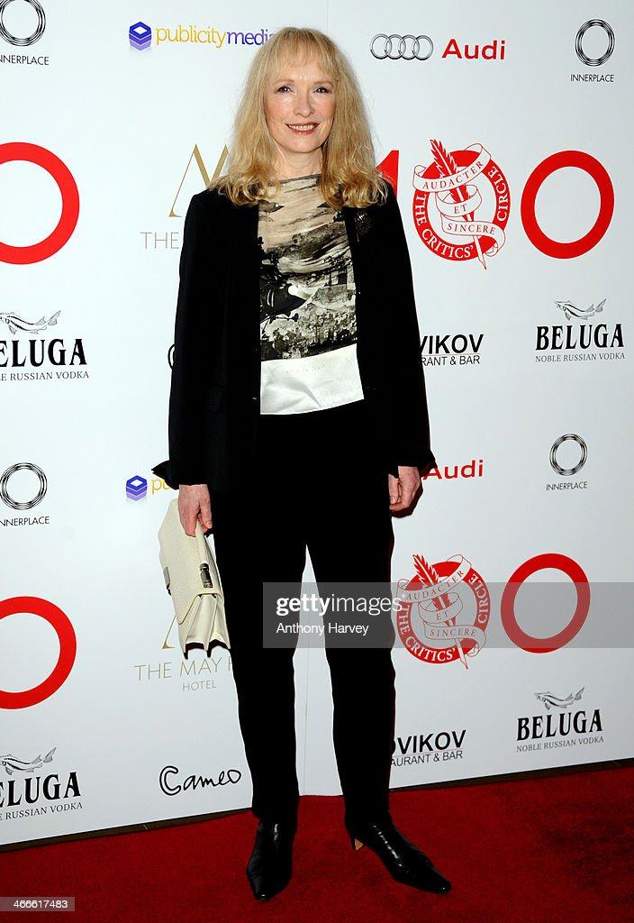 <a gi-track='captionPersonalityLinkClicked' href=/galleries/search?phrase=Lindsay+Duncan&family=editorial&specificpeople=629187 ng-click='$event.stopPropagation()'>Lindsay Duncan</a> attends the London Critics' Circle Film Awards at The Mayfair Hotel on February 2, 2014 in London, England.