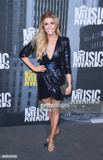 Lindsay Ell attends the 2017 CMT Music Awards at the Music City Center on June 7 2017 in Nashville Tennessee