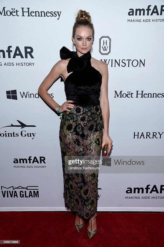 7th Annual amfAR Inspiration Gala New York - Arrivals