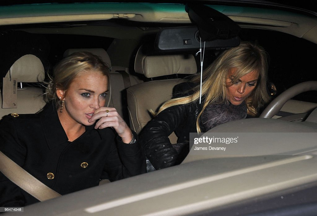 Celebrity Sightings In New York City - December 28, 2009