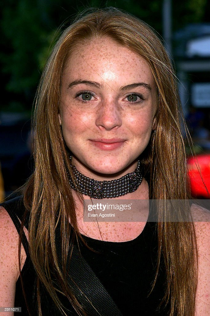 <a gi-track='captionPersonalityLinkClicked' href=/galleries/search?phrase=Lindsay+Lohan&family=editorial&specificpeople=171623 ng-click='$event.stopPropagation()'>Lindsay Lohan</a> arrives at HBO's special screening of 'Dinner With Friends' in Southampton, New York. . Photo: Evan Agostini/Getty Images
