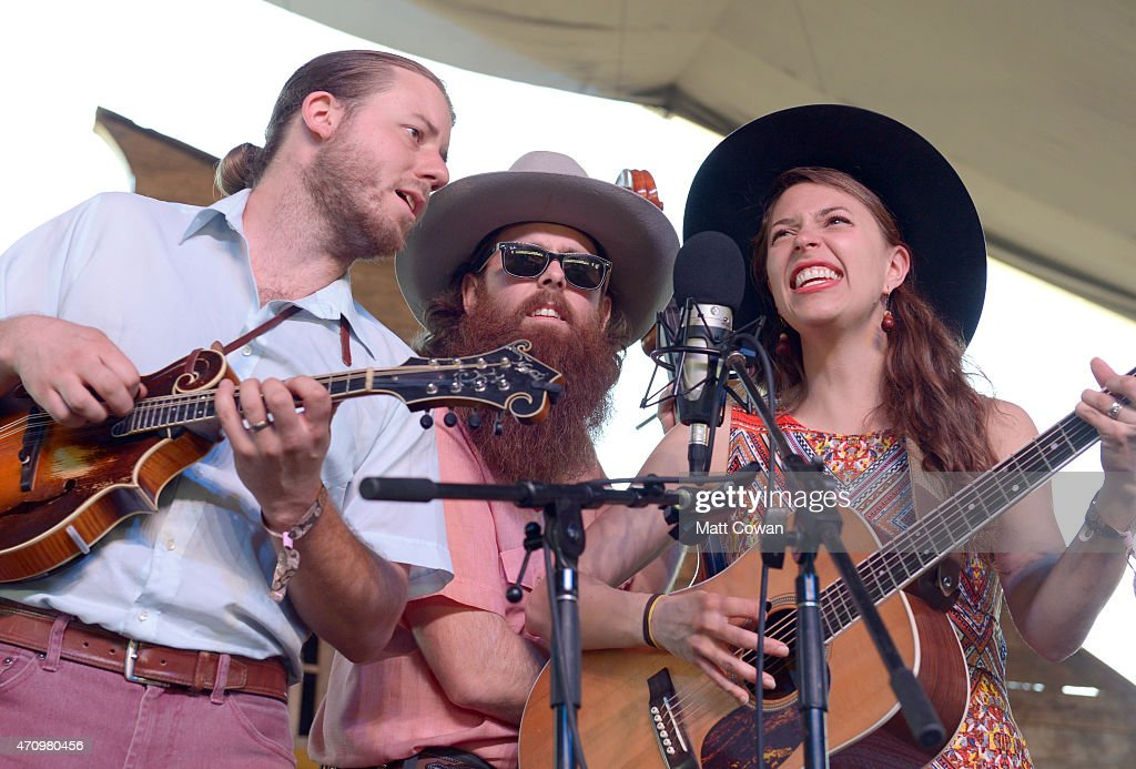 Lindsay Lou & the Flatbellys perform onstage during day one of 2015 Stagecoach, California's Country Music Festival, at The Empire Polo Club on April 24, 2015 in Indio, California.