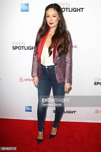 Lindsay Price attends the 3rd Annual Airbnb Open Spotlight at Various Locations on November 19 2016 in Los Angeles California
