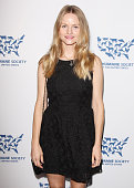 Lindsay Pulsipher arrives at The Humane Society of The United States' Los Angeles Benefit Gala held at Regent Beverly Wilshire Hotel on May 16 2015...