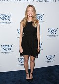 Lindsay Pulsipher attends The Humane Society Of The United States' Los Angeles Benefit Gala at the Beverly Wilshire Hotel on May 16 2015 in Beverly...