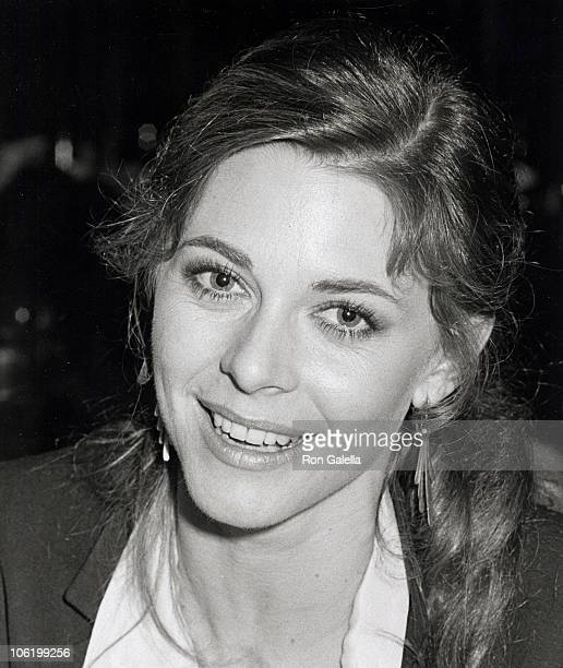 Lindsay Wagner during Lindsay Wagner Sighting at Luchow's Restaurant December 16 1979 at Luchow Restaurant in New York City New York United States