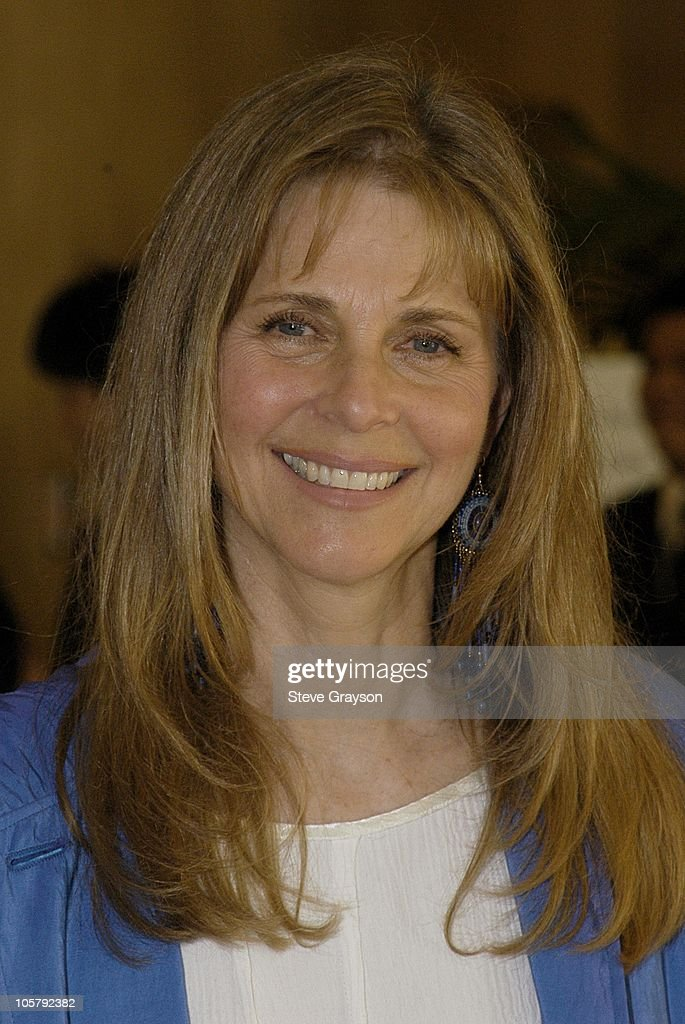 Lindsay Wagner during The 2003 Trendsetters in Television Tribute to Icons in Film at The Beverly Hills Hilton Hotel in Beverly Hills, California, United States.