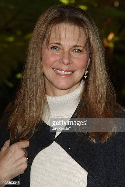 Lindsay Wagner during Women In Entertainment Power 100 Breakfast at The Beverly Hills Hotel in Beverly Hills California United States